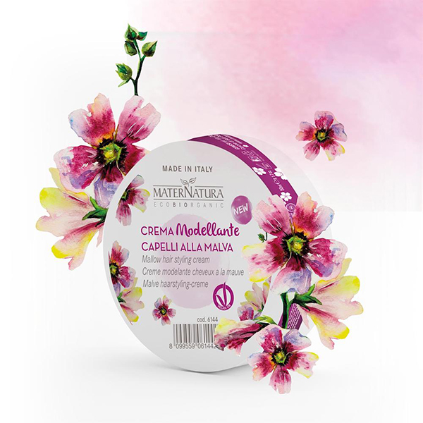 Mallow hair styling cream